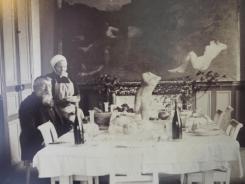 Rodin à table