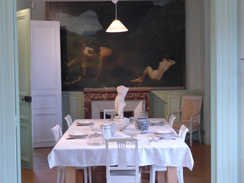 Salle à manger de Rodin