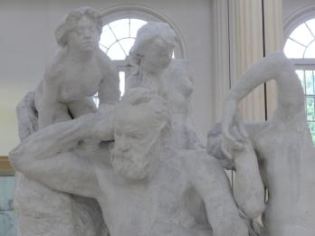 Monument à V. Hugo, 3ème étude
