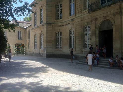 Hôtel de Coumont, vue de l'extérieur / © Timothée Gauvin