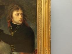 Antoine Jean Gros - Bonaparte au pont d'Arcole (détail)
