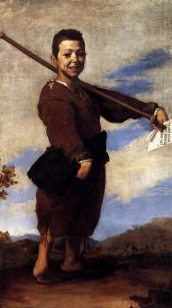 Jusepe de Ribera, Le Pied-bot 1642
