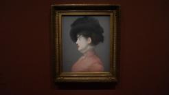 Edouard Manet, Portrait d'Irma Brunner, vers 1880