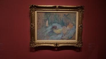 Henri de Toulouse-Lautrec, Maison de la rue des Moulins (Rolande), 1894