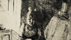 Albert Besnard, La Prostitution, 1886-1887 (détail)