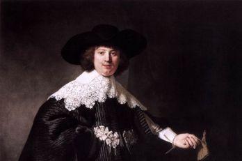 Rembrandt, Marten Soolmans.