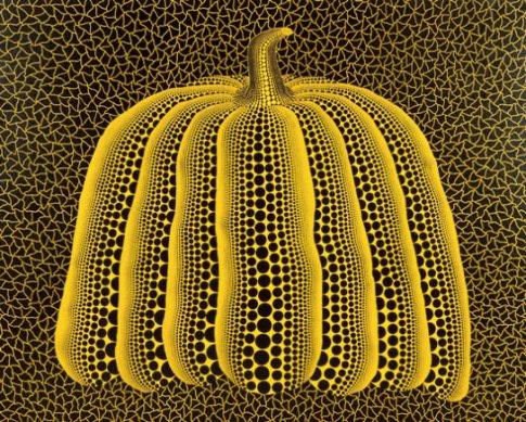 Yahoi Kusama, Pumpkin, 1994