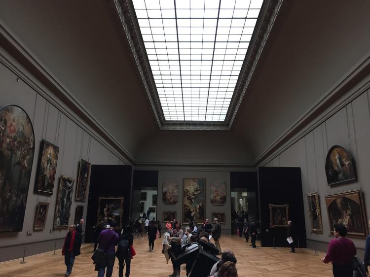 Les collections espagnoles du musée du Louvre