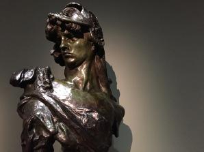 Auguste Rodin, Bellone ou la République Française, 1879, Musée d'Orsay
