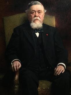 Léon Bonnat, Armand Fallières, 1907, Musée d'Orsay