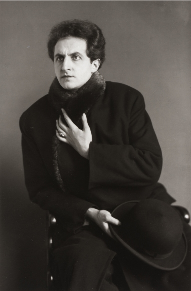 August Sander, Antlitz der Zeit (Face of Our Time) –The Painter, 1924