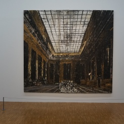 Anselm Kiefer, Innenraum [Intérieur], 1981