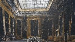 Anselm Kiefer, Innenraum [Intérieur], 1981 (détail)