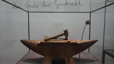 Anselm Kiefer, Ende der Geschischte, 2015