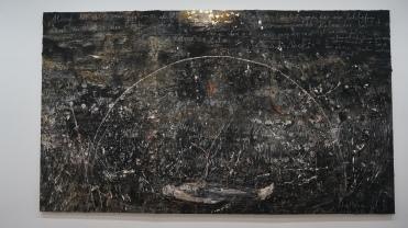 Anselm Kiefer, Für Paul Celan: Halme der Nacht [Pour Paul Celan: Épis de la nuit], 1998-2013