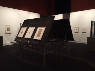"""Exposition """"Parmigianino, les dessins du Louvre"""". © Damien Tellas"""