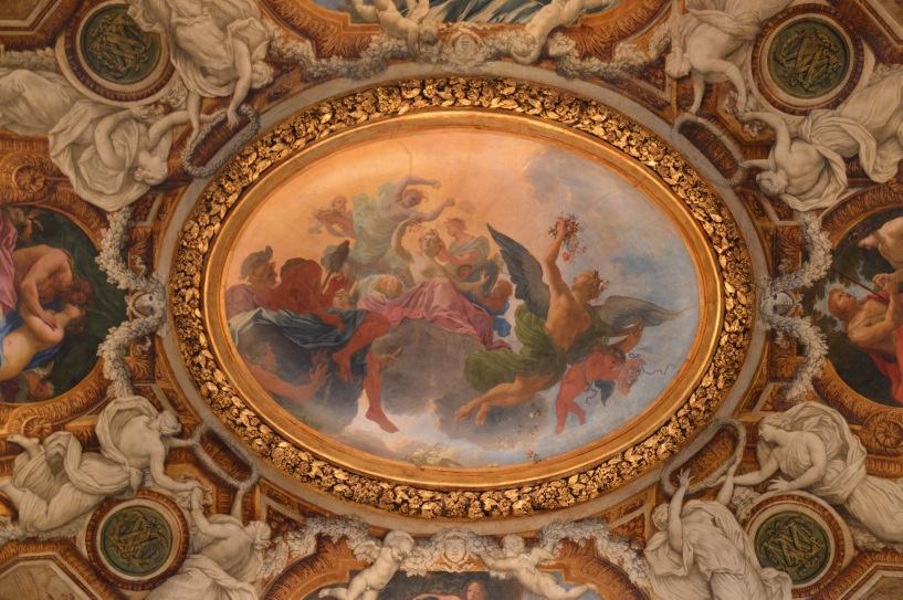 Michel Dorigny, La Toilette de Vénus, vers 1658-1660, Paris, hôtel de Lauzun. © Damien Tellas