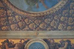 Michel Dorigny, détail de l'alcôve de la Déesse du Sommeil, vers 1658-1660, Paris, hôtel de Lauzun. © Damien Tellas