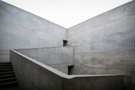 "Tadao Ando ""Chichu Art Museum"" in Naoshima, Japan"
