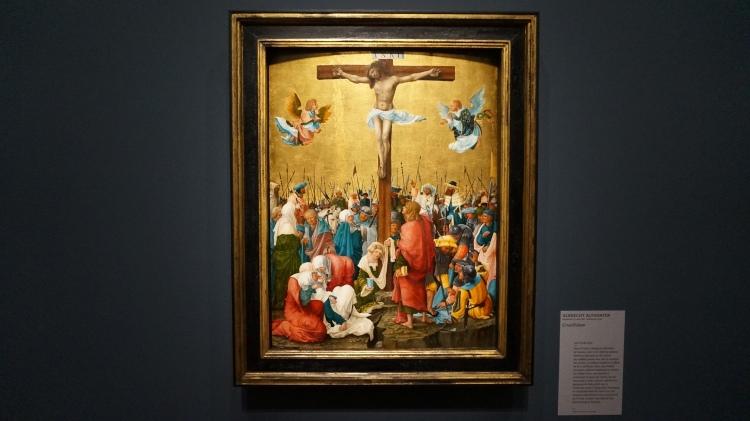 Albrecht Altdorfer, Crucifixion, vers 1518-1520