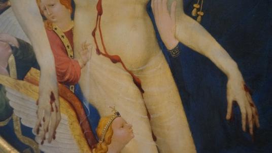 Jean Malouel (attrib.) La Grande Pietà ronde, vers 1400