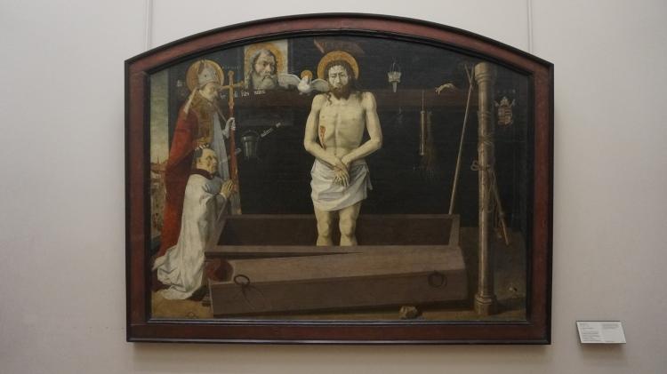 Le Retable de Boulbon, vers 1450