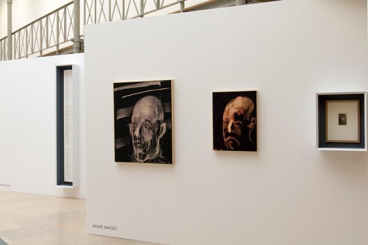 Miquel Barcelo, Autoportrait, © Andrea Aversa