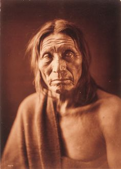 Edward S. Curtis, Big Head, 1905