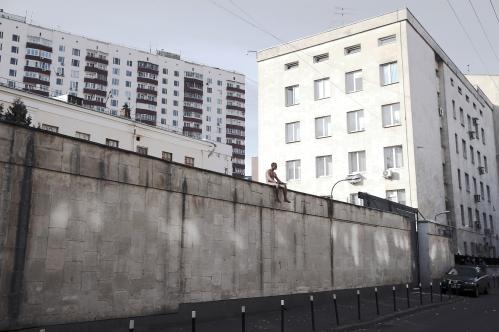 Piotr Pavlenski, Séparation, 2014