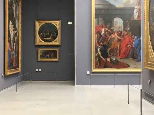 Salle des grands tableaux d'autels